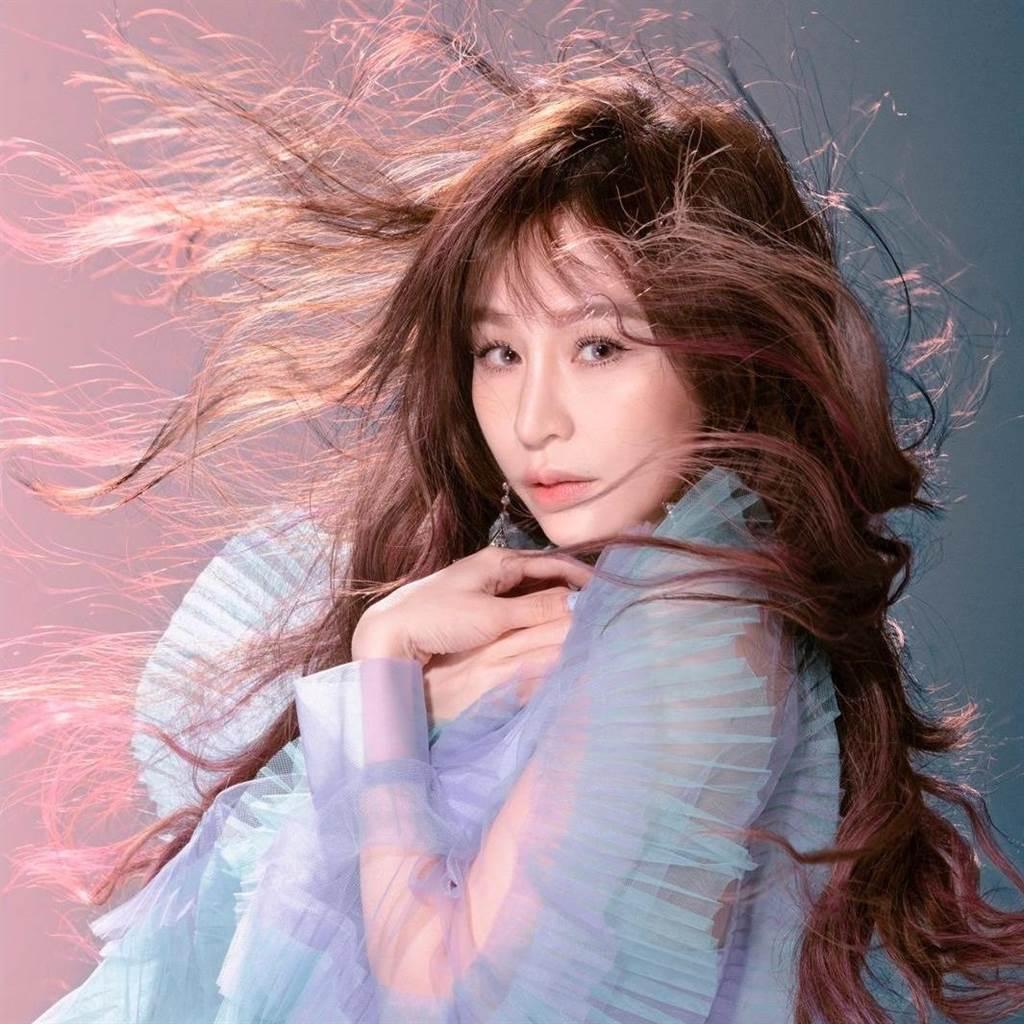 王心凌今晚在台北小巨蛋舉辦演唱會。摘自臉書