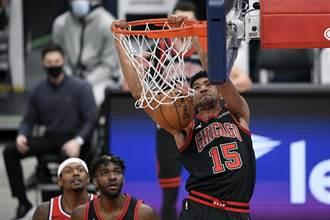 NBA》公牛小將確定中鏢 續留華盛頓不隨隊
