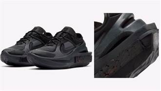 sacai x Nike Vaporwaffle看得到吃不到?Fontanka Edge黑魂多層中底 一樣香到不行