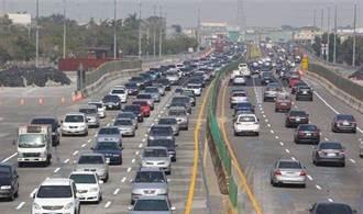 國道路況大致正常 上午6路段恐車多壅塞