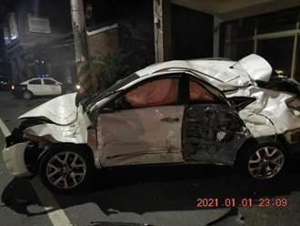高雄酒駕擦撞小客車 駕駛冒名頂替「罪加一等」