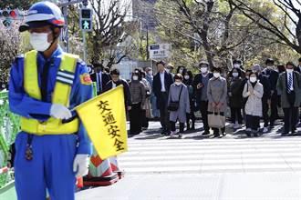 東京新增確診創新高 日媒:擬再進入緊急事態