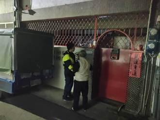 迷途翁寒流夜頻說「空軍基地旁」 警方靠關鍵字送返家