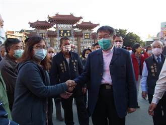 柯文哲訪雲林   民眾黨將設雲林青創據點