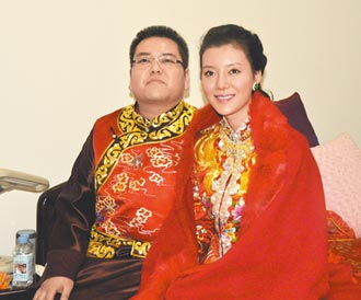 Top2 《有翡》女星昔嫁最年輕首富 尪5年後破產敗光百億身家