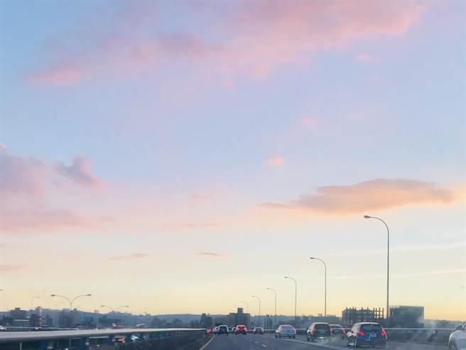 台北》空氣品質媲美花東!北市PM2.5連3年符合國家標準,晉升二級防制區。(吳康瑋攝)