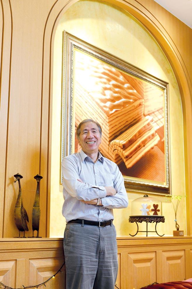 阿默企業股份有限公司創辦人暨董事長周正訓。圖/阿默企業股份有限公司提供