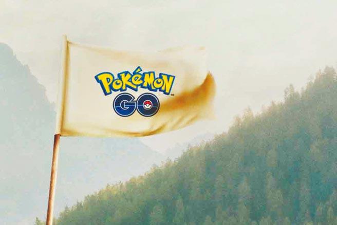 新光三越A11開幕的Pop-up Store,1月4日會附加Pokemon Stop補給站功能。(Gucci提供)