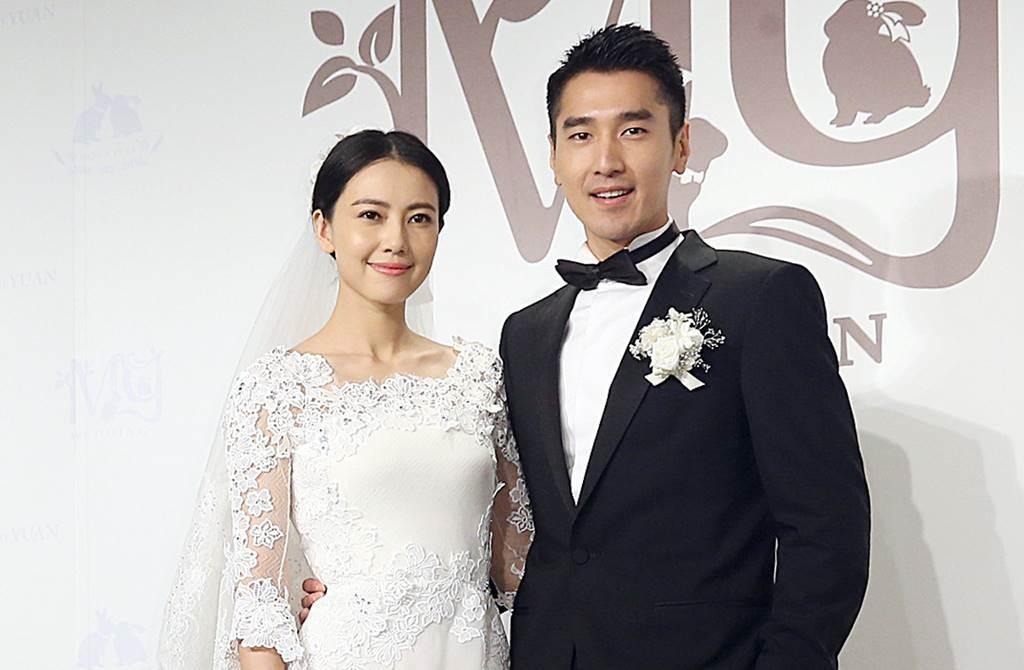 趙又廷、高圓圓是演藝圈的模範夫妻檔。(圖/本報系資料照片)