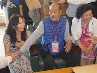 韓國瑜岳父李日貴病逝 家屬低調治喪