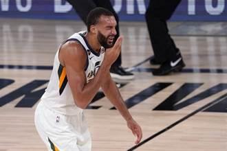 NBA》歐尼爾嘲諷戈貝爾:場均11分就拿高薪