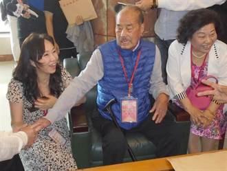 韓國瑜岳父病逝 張麗善及政壇人士均前往致意
