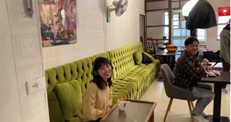 高嘉瑜合體蔡易餘拍音樂影片 網:去年的不順都被「煎熬」趕跑了