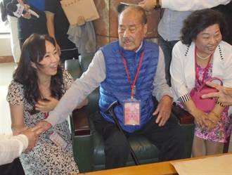 韓國瑜岳父李日貴病逝 家屬低調向外界致意