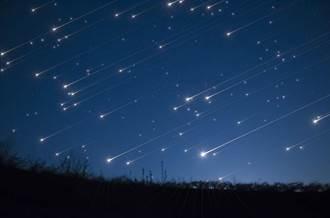 2021年首場天文秀 極大期每小時逾百流星劃夜空