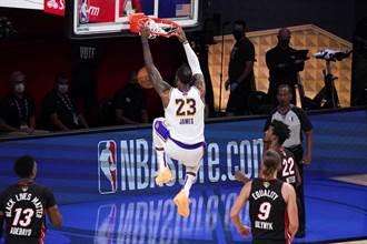 NBA》詹姆斯誤用版權照 反告攝影師求償百萬