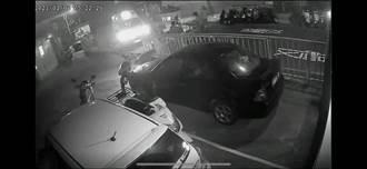 淡水民眾目擊撞倒1人5車後逃逸 肇事駕駛鬼扯:不記得