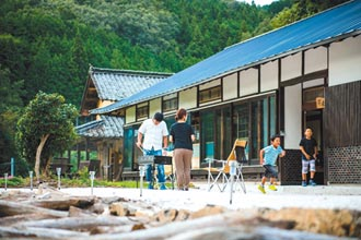 日本古意農莊 旅宿新熱點