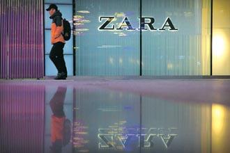 隱形冠軍打敗Zara