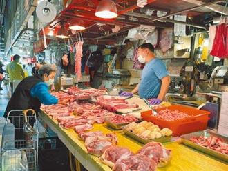 拍賣豬價早漲 春節前恐再貴一波