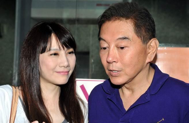 認9年婚姻告吹才2個月,高國華突宣布「重大決定」,陳子璇也發聲力挺。(中時資料照片)