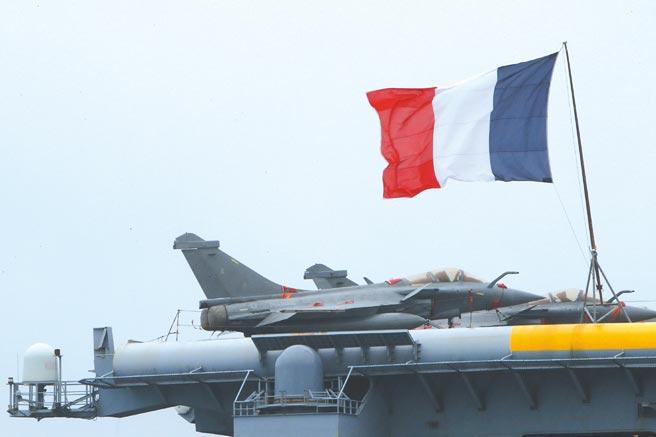 法國增強軍事實力圖╱美聯社