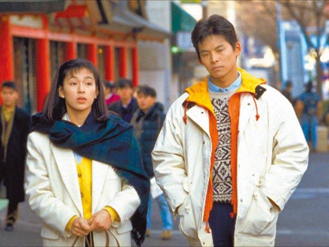 《東京愛情故事》呈現當時東京都會中的人生樣貌。(摘自豆瓣電影)
