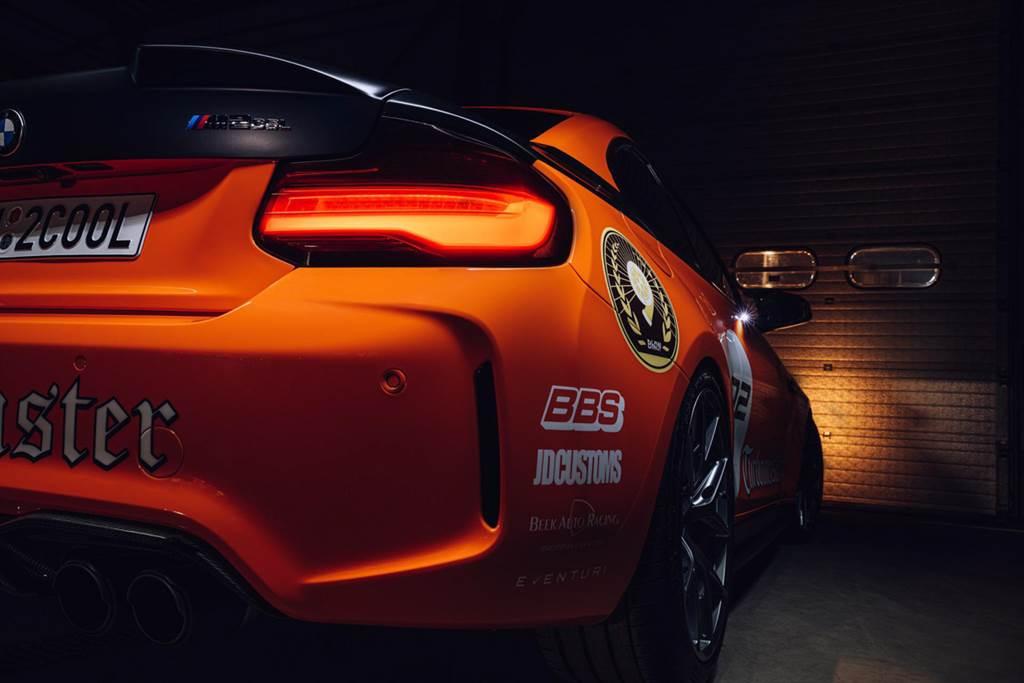 又一致敬大作!BMW M2 CSL Turbomeister Edition