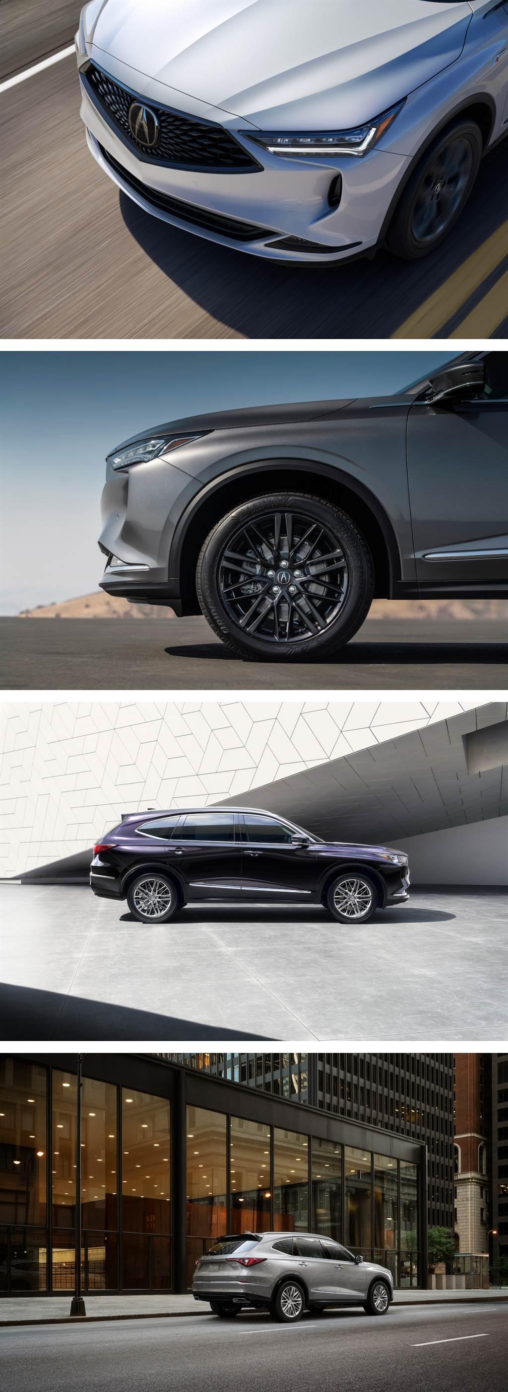 新增Type S車型,第四代 ACURA MDX 將成為品牌運動級 SUV 旗艦代表