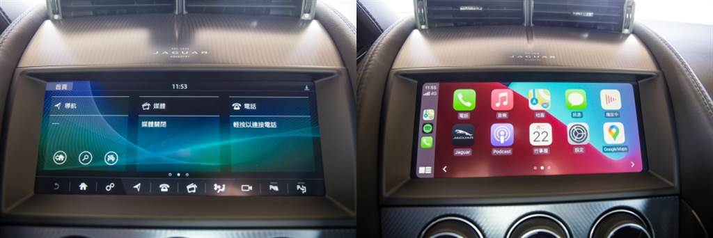車載系統採用10吋InControl Touch Pro,可支援Apple CarPlay/Android Auto以及Remote遠端控制APP。