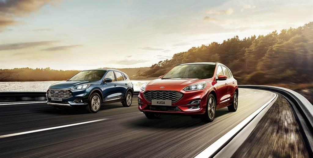 全新世代純正運動跑旅The All-New Ford Kuga於2020年六月正式在台上市,創下銷售佳績,達成Ford Kuga全年銷售12,091台,為前一年銷量近2.7倍。