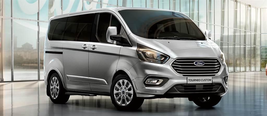 Ford Tourneo Custom福特旅行家於2020年對年銷售成長近1成,深獲各大企業主青睞,連續第四年銷售正成長