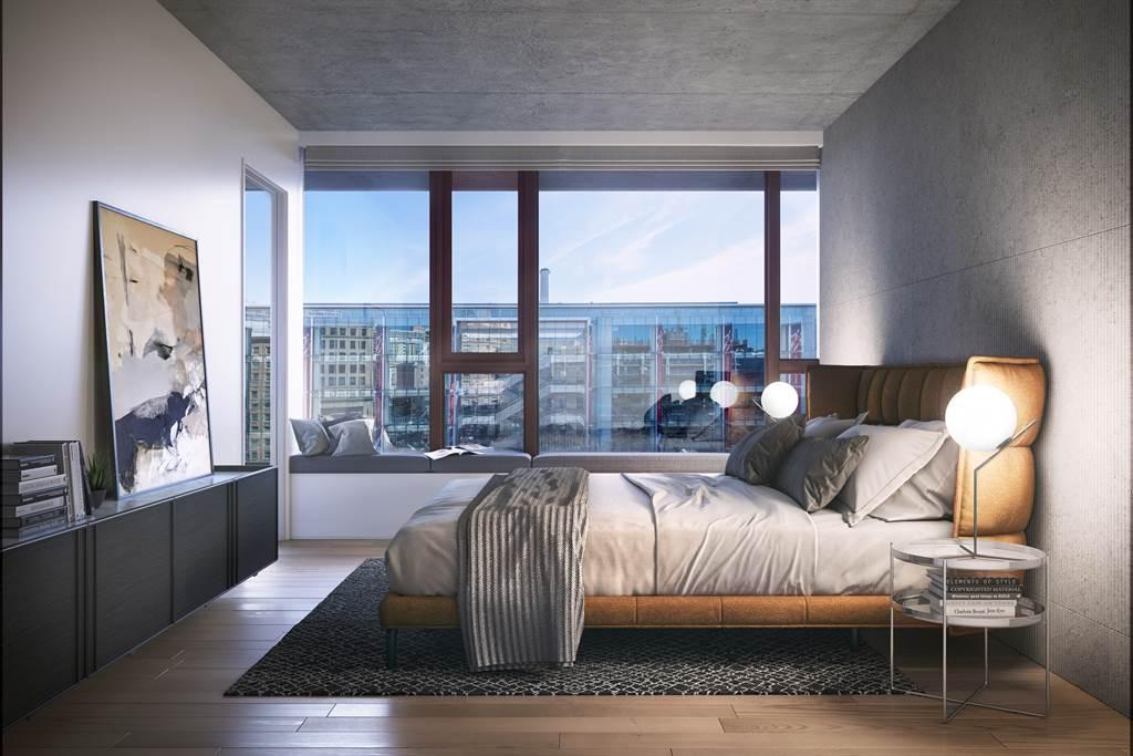 「尚芮公寓SERIF」主打住戶可以完全表現自己的個人風格。(業者提供)
