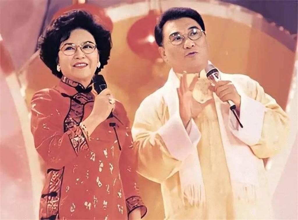 李香琴和譚炳文是30幾年摯友,兩人先後於半年內離開人間。(圖/翻攝東網)