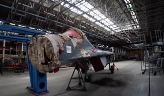 俄罗斯部落客潜入莫斯科的废弃战机工厂