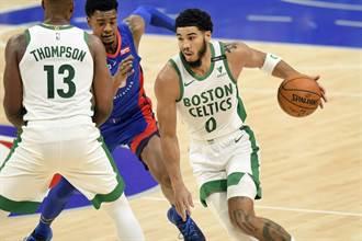 NBA》塞爾提克連續三場賽事因疫情被迫延期