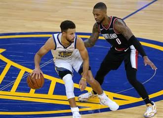 NBA》柯瑞62分創生涯新高 勇士宰拓荒者雪恥