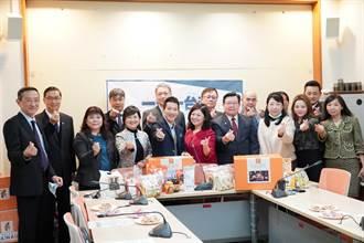 綠委發起台灣味寄給海外僑胞 何志偉:也送一份給川普和拜登