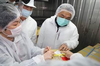 防萊豬進入校園 侯開課首日視察營養午餐廠商