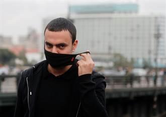 埃及醫院COVID-19患者疑缺氧喪命 影片網路瘋傳