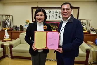 前韓團隊官員投效張麗善  吳芳銘接任雲林農業處長