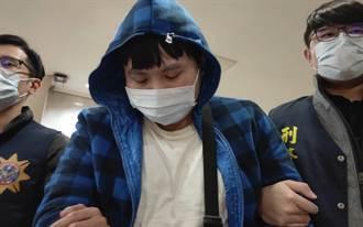 網PO血染跨年 「宅男」藏鏡人不認罪遭聲押禁見