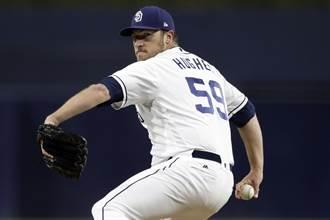 MLB》兩年沒上大聯盟 建仔前隊友休斯宣布退休
