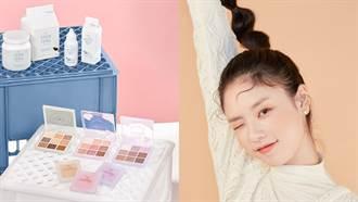 韓國美妝推新年限定品 化妝品用牛奶盒包裝太可愛