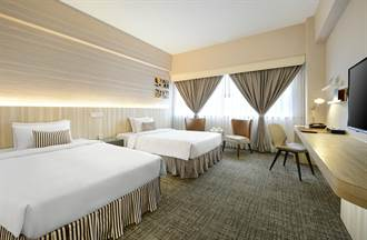 搭「台北加碼GO」千元補助 星級飯店隱藏版客房僅499元