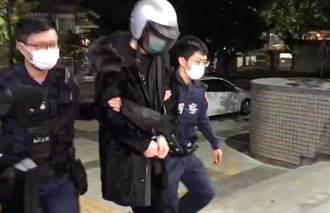 洗劫乾媽男子自爆是鴨王 遭地檢署聲押