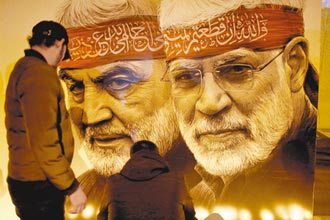 川普下台前 恐對伊朗動武
