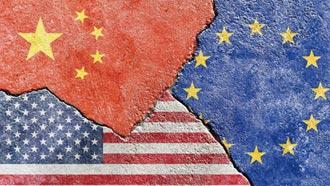 台北論壇:湯紹成》歐盟對中政策及法英德三國派艦印太地區分析