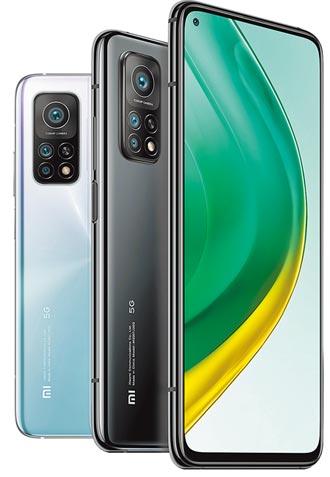 陸牌手機低調登台 5G新機最貴1萬6有找