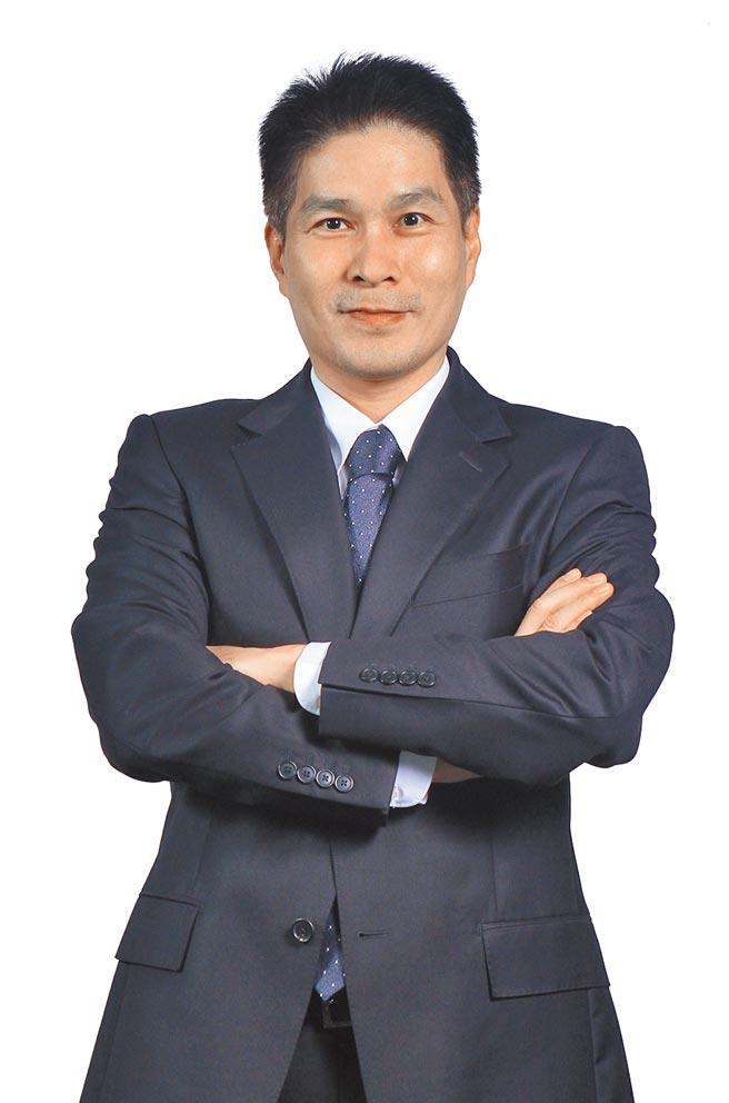 雄獅集團品牌策略總經理游國珍